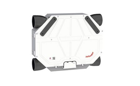 Zehnder ComfoAir Flex, el confort invisible ideal que permite el montaje en falso techo