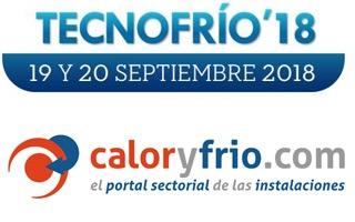 Caloryfrio.com será media partner digital del Congreso TECNOFRÍO'18