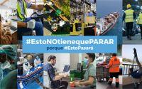 Caloryfrio.com se suma a la iniciativa #EstoNOtienequePARAR