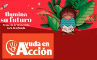Nueva campaña Christmas 2018 de Ayuda en Acción