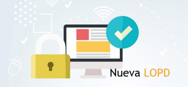 Caloryfrio.com se adapta al nuevo Reglamento Europeo de Protección de Datos