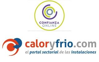 Caloryfrio.com renueva el Sello de calidad de Confianza Online