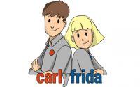Carl y Frida, los instaladores protagonistas de la viñeta mensual de Caloryfrio.com