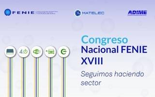 XVIII Congreso Nacional de FENIE