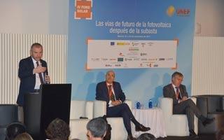 IV Foro Solar: Las vías de futuro de la fotovoltaica después de la subasta