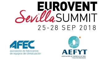 EUROVENT SUMMIT, la cumbre internacional del sector de la climatización y la refrigeración