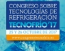 II Congreso sobre Tecnologías de Refrigeración, TECNOFRÍO 2017
