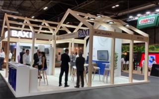 Baxi, Global Partner de Rebuild 2019, presenta su Casa de Consumo Casi Nulo