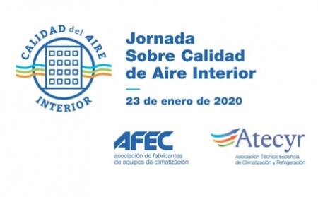 Jornada sobre la calidad del aire interior organizada por AFEC, ATECYR y FEDECAI