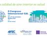 II Congreso Internacional de Calidad de Aire Interior: La Calidad del Aire Interior es salud