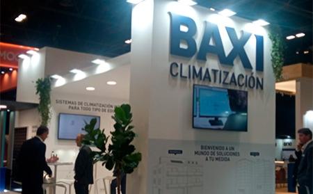 BAXI despliega su firme apuesta por la aerotermia en Rebuild 2021