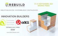 Orkli, muy presente en REBUILD 2021