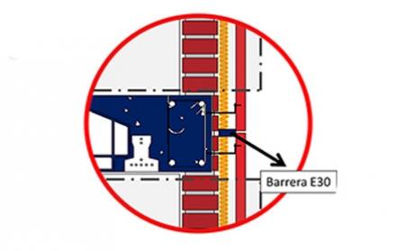 Exigencias de seguridad frente al fuego en fachadas del nuevo CTE