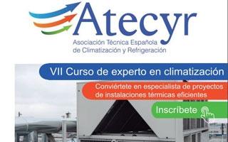 Curso Experto en Climatización de Atecyr