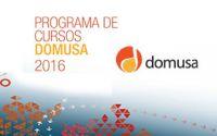 Cursos de formación en calefacción y ACS Domusa 2016