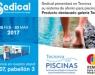 SediREC® de Sedical, recuperación de máxima eficiencia energética en la renovación del agua de piscinas climatizadas