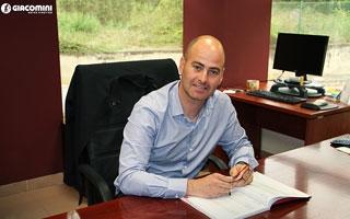 """Entrevista a Eloi Pi, Country Manager Giacomini; """"El confort que brinda un sistema radiante es único en el mercado"""""""