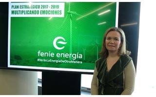"""Entrevista a Isabel Reija, Consejera Delegada de Fenie Energía: """"Nuestra gran apuesta es el desarrollo del autoconsumo, la generación y la movilidad eléctrica"""""""