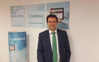 """Entrevista a Manuel Jiménez, Sales Manager de Sanhua: """"Tenemos innumerables proyectos revolucionarios en el sector de la refrigeración, que proporcionan grandes ventajas tecnológicas y competitivas"""""""