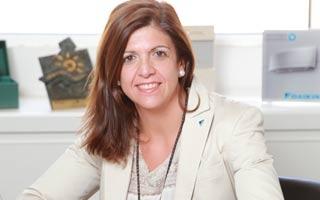"Entrevista a Paloma Sánchez-Cano, Directora de Marketing de Daikin España: ""Tenemos una solución para prácticamente cada necesidad"""