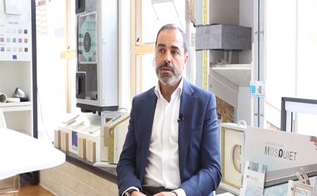 Oscar Del Río, Director General de Knauf Insulation Iberia