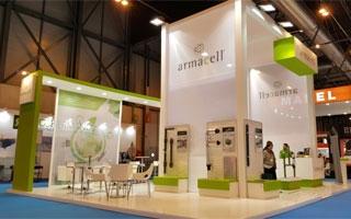 Armacell lanza su biblioteca BIM y el Club del Instalador durante la Feria Climatización y Refrigeración 2017
