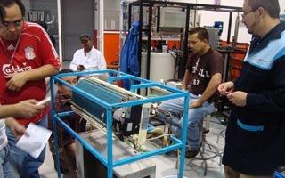 Cinco sesiones prácticas en la II Edición del Taller de Refrigeración de la Feria C&R