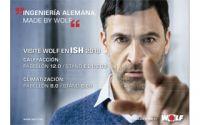 WOLF presentará sus novedades en la Feria Internacional ISH 2019 de Frankfurt