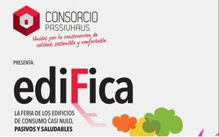 ediFica, la feria de los Edificios de Consumo Casi Nulo, Pasivos y Saludables EECN