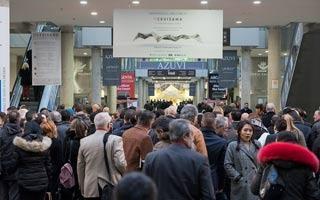 Cevisama crece en visitantes y supera los 17.000 profesionales extranjeros