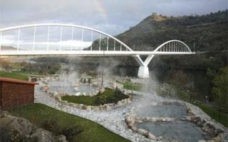 Ourense quiere explotar sus aguas termales como fuente geotérmica