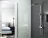 Crea tu propia ducha con estilo con las colecciones de grifería Genebre