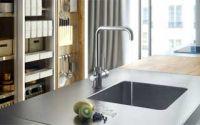 Genebre presenta el rediseño del grifo de cocina monomando de la serie TAU