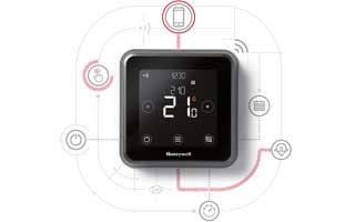 Termostato Lyric T6 de Honeywell, el aliado de los instaladores para maximizar sus oportunidades de negocio