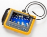 Los videoscopios de inspección Fluke DS701 y DS703 FC permiten diagnosticar cualquier problema sin desmontar los equipos