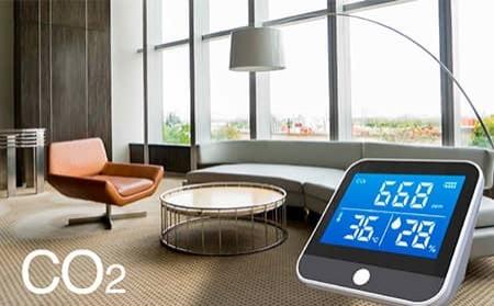 Monitores de CO2 TECNAPURE de TECNA