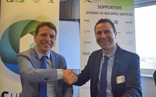 FAIAR y REHVA firman un acuerdo de colaboración para impulsar acciones conjuntas