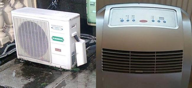 El mercado mundial del aire acondicionado se contrajo un 5% en 2015