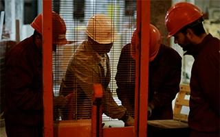 Los trabajadores del sector de la construcción sin ninguna cualificación se reducen del 24% al 9,6% en diez años