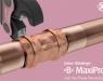 Conex Bänninger lanza sus nuevos accesorios de unión prensada B MaxiPro específicos para instalaciones de Aire Acondicionado y Refrigeración