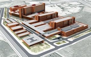 Systemair, proveedor de unidades de tratamiento del aire para el Hospital Universitario de Guadalajara