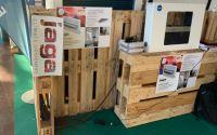 Jaga presenta en la feria Berdeago sus sistemas de climatización renovable y ventilación eficiente