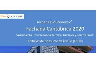 Jornada BioEconomic® Fachada Cantábrica 2020. Edificios de Consumo Casi Nulo (EECN)