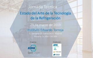 Estado del Arte de la Tecnología de la Refrigeración