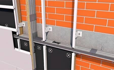 Nueva barrera cortafuegos para garantizar la seguridad pasiva del edificio de Knauf Insulation