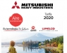 Nueva tarifa de Mitsubishi Heavy Industries 2020