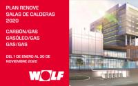Plan Renove WOLF Sala de Calderas 2020