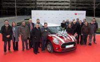 Ganadores de la Supercesta con MINI Cooper de Saunier Duval