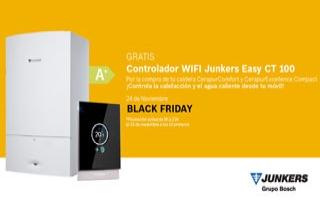 Junkers se une al Black Friday y mejora el confort de los hogares