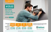Vaillant presenta su nueva promoción de calderas para instaladores